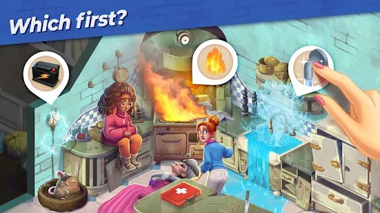 Penny & Flo: Finding Home mod apk