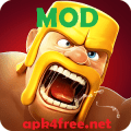 Clash of Clans v8.212.12 Unlimited Mod/Hack [Latest]