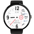 Watch Face: Paper v1.0 [Latest]