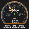 GPS HUD Speedometer Plus v3.23 (Patched) [Latest]