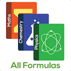 All Formulas - Math, Physics and Chemistry