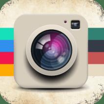 Lomographica -Vintage Selfie Camera Filters