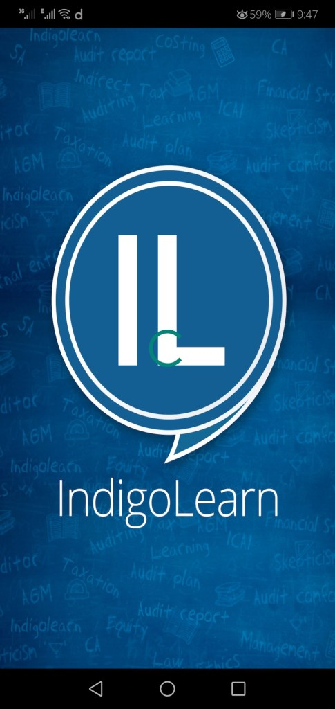 Screenshot of IndigoLearn Apk