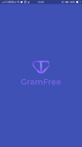 Screenshot of GramFree For Android