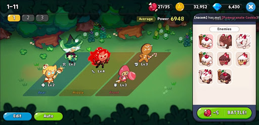 Screenshot of Cookie Run Kingdom For Android