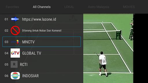 Screenshot of MKCTV Apk