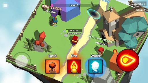 Screenshot of Magica.io Mod Apk