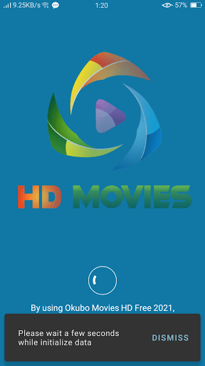 Screenshot of Okubo Mega HD App
