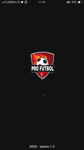 Screenshot of Pro Futbol Apk