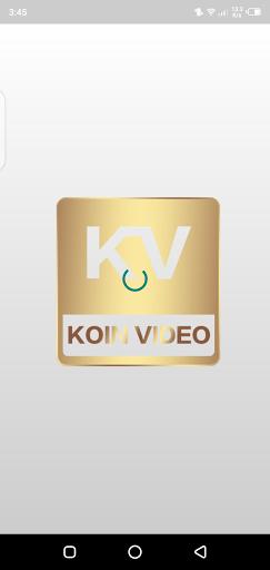 Screenshot of KV Koin Video