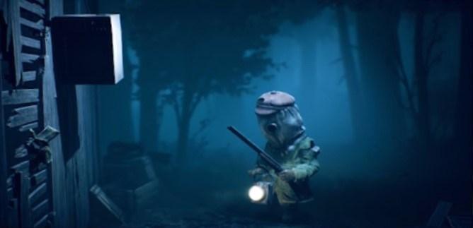 Screenshot of Little Nightmares 2 Download