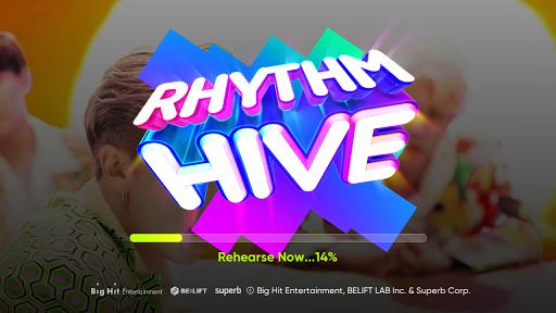 Screenshot of Rhythm Hive Apk