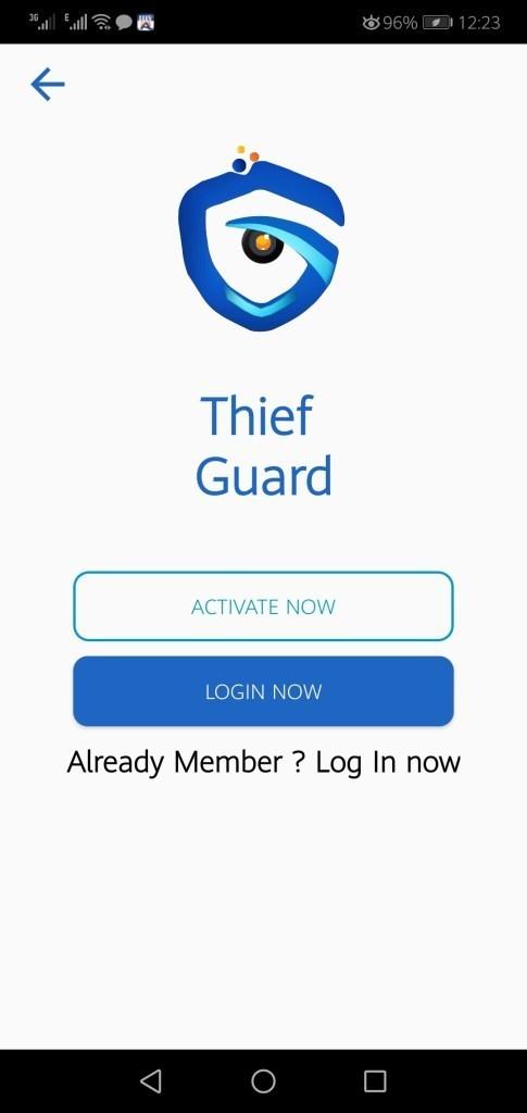 Screenshot of Thief Guard BD Apk