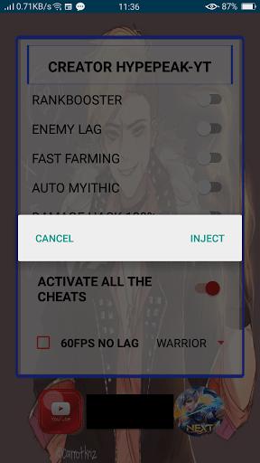 Screenshot of Vip Hype Apk