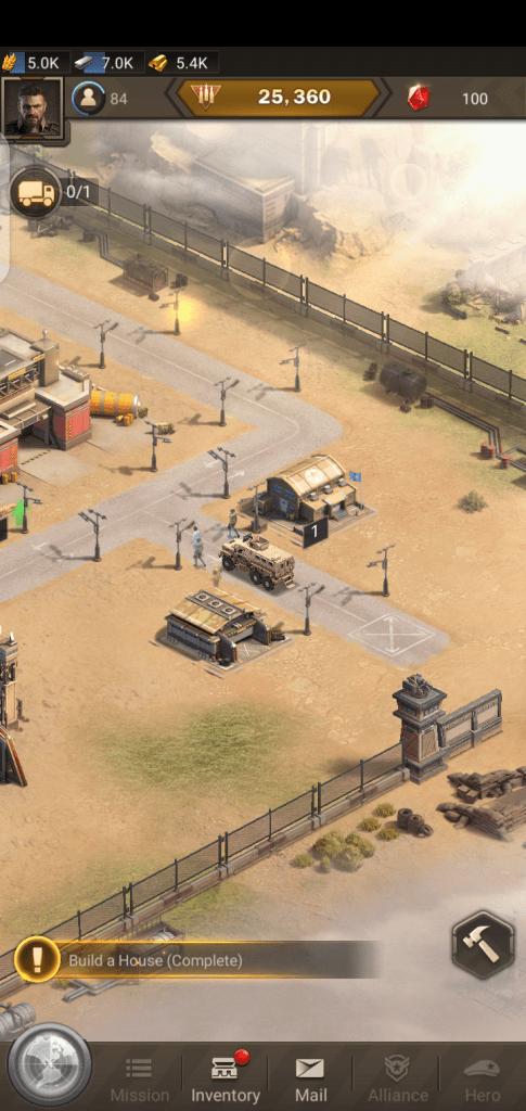 Screenshot of Age Of Colossus Apk