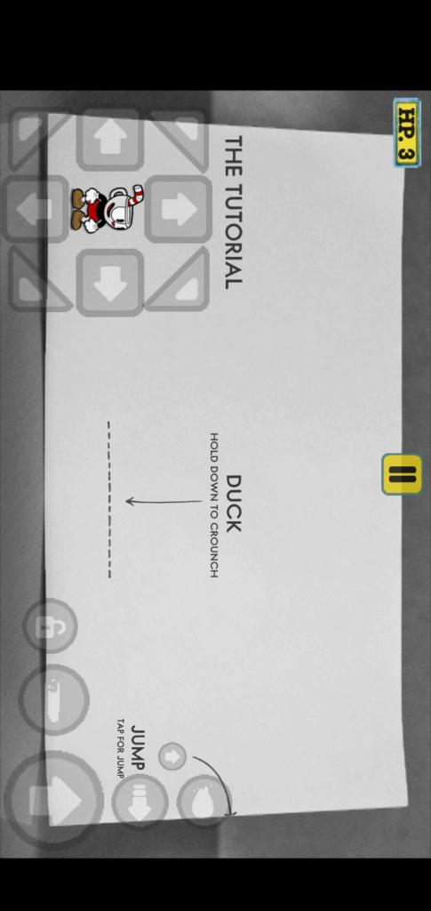 Screenshot of Cuphead Mobile Apk