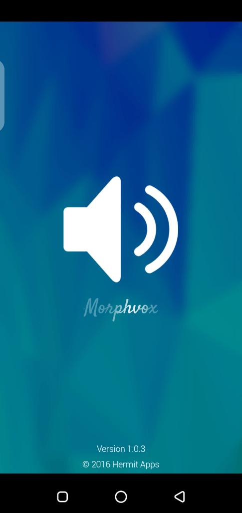 Screenshot of Morphvox Pro Download