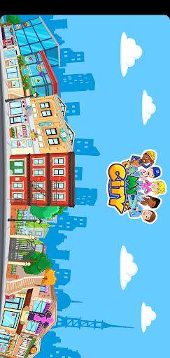 Screenshot of My City London Game