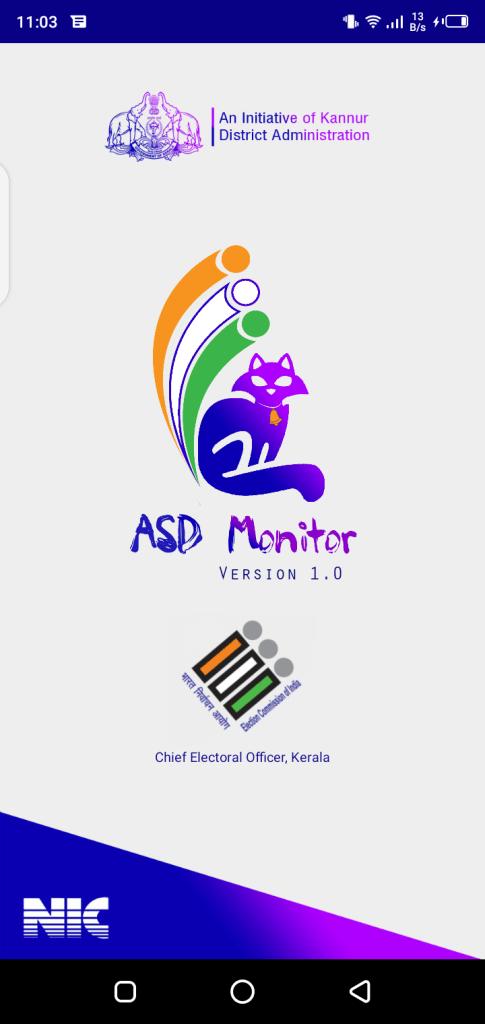Screenshot of ASD Monitor Download