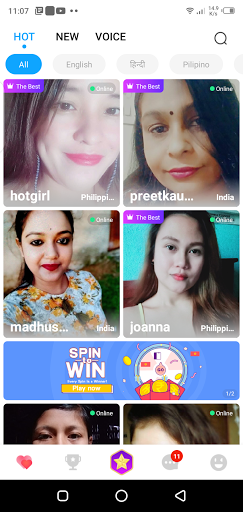 Screenshot of CareFast Dating Android