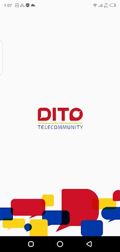 Screenshot of DITO App Download