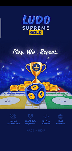 Screenshot of Ludo Gold Android