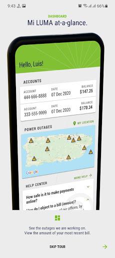Screenshot of MI Luma Apk
