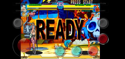 Screenshot of Marvel Vs Capcom Apk