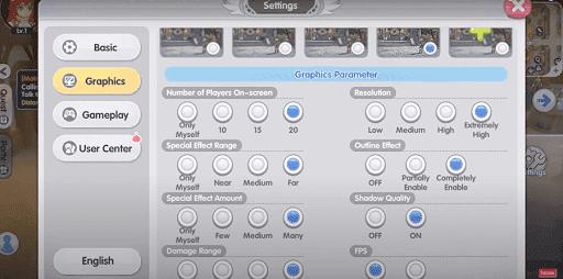 Screenshot of Ragnarok X Next Generation
