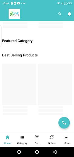 Screenshot of Bulk Desi Android