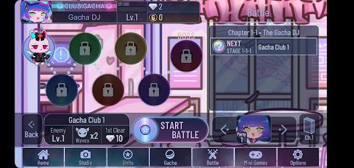 Screenshot of Gacha Cute Apk