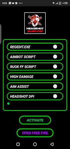 Screenshot of Headshot Injector Download