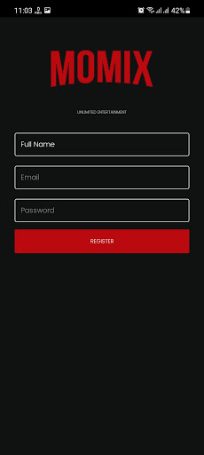 Screenshot of Momix Apk