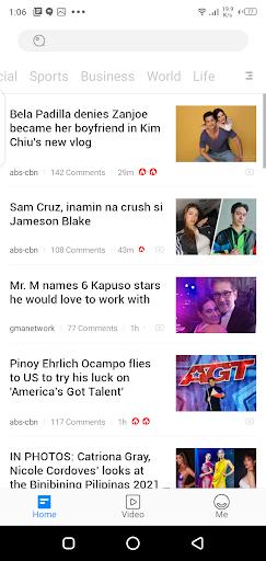 Screenshot of Philippines Today Download