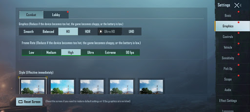 Screenshot of Pubg Mobile No Recoil File 2021