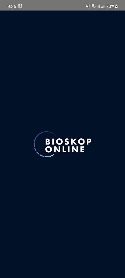 Screenshot of BIOSKOP Online