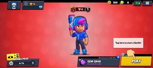 Screenshot of Molla Brawl Android