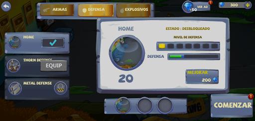 Screenshot of Yolo Aventuras Monster War Android