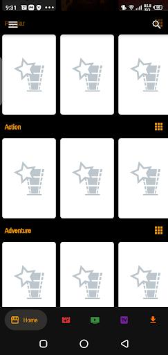 Screenshot of 123series App