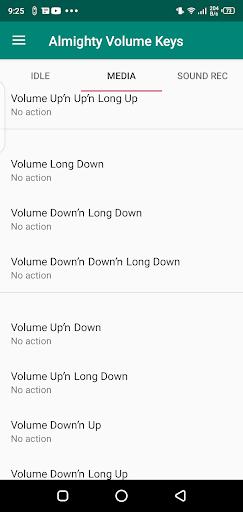 Screenshot of Almighty Volume Keys Download