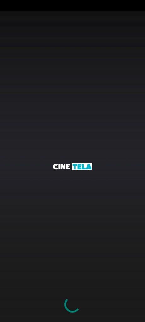 Screenshot of Cine Tela Android