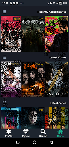Screenshot of Time Movies Download