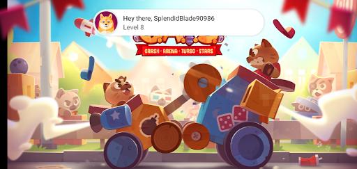 Screenshot of Cats Mod Menu