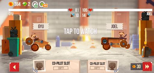 Screenshot of Cats Mod Menu Android