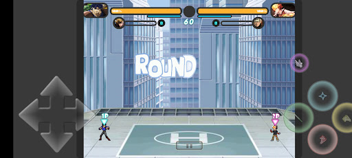 Screenshot of Jump Force Mugen Download