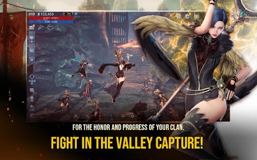 Screenshot of Mir4 Game Download