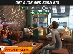 Avakin Life Mod APK 1.050.01 [Free Build] Full Version 3