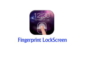 Download Fingerprint LockScreen Prank apk