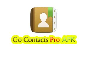 Go Contact Pro APK for Android