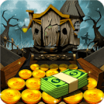 Zombie Ghosts Coin Party Dozer v10.1.2 Mod (Infinite diamonds / gold / tokens / bucks) Apk
